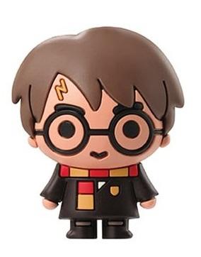3D Foam Magnet: Harry Potter