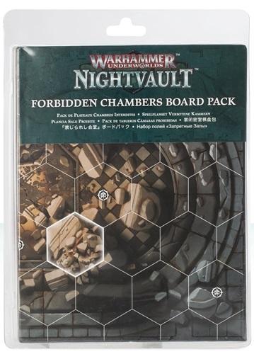 Warhammer Underworlds: Nightvault: Forbidden Chambers Board Pack