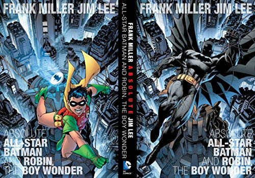 Absolute All-Star Batman and Robin: HC with Slipcase - Used