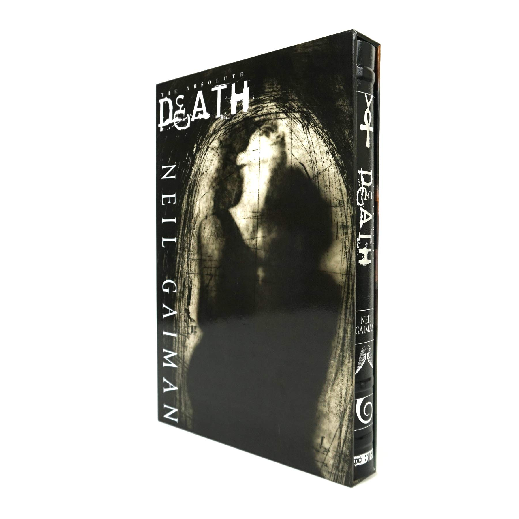 The Absolute Death: Slipcase HC - Used