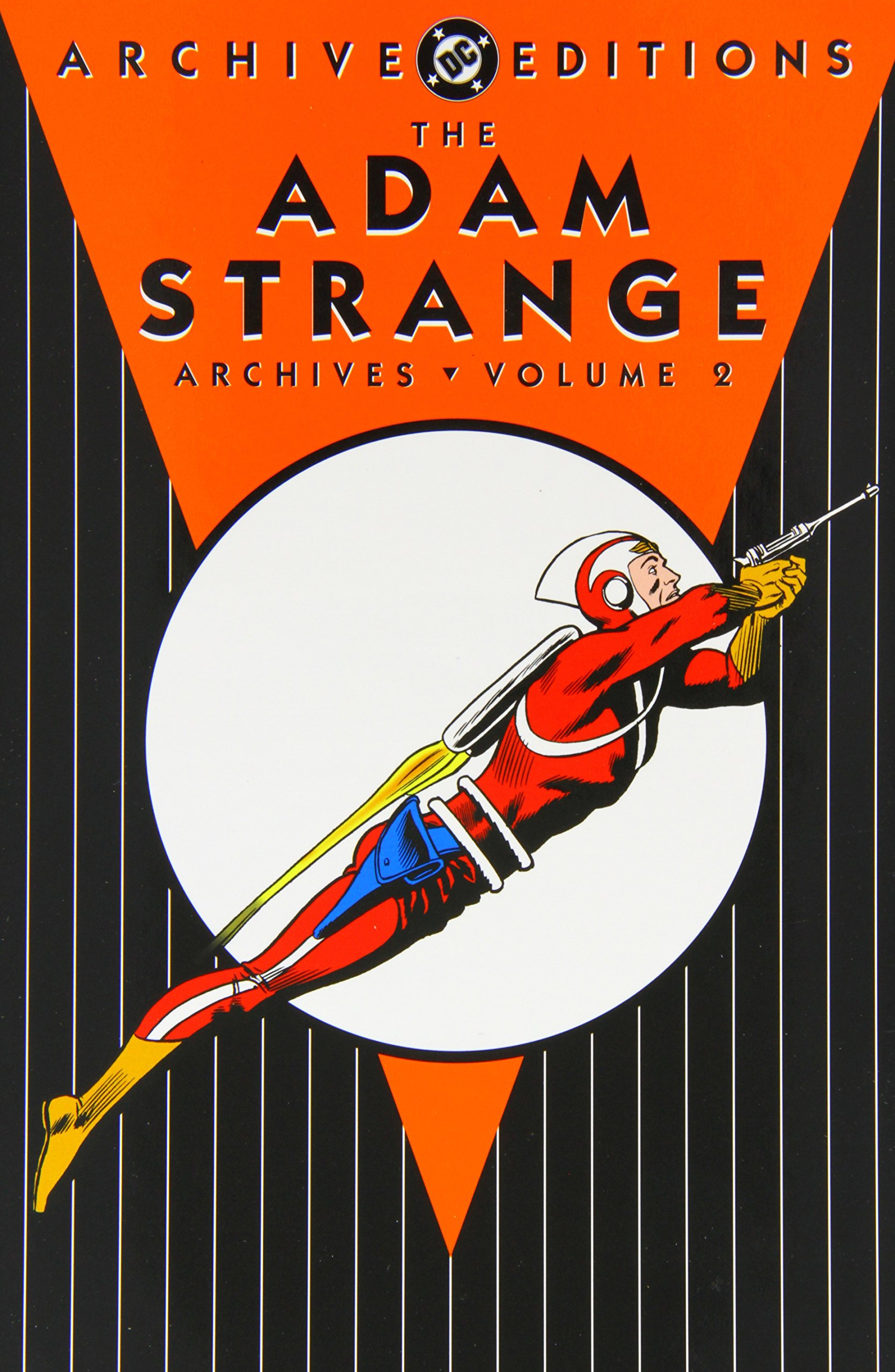Archive Editions: The Adam Strange Archives: Volume 2 HC - Used
