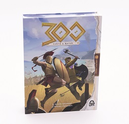 300: Earth and Water Board Game