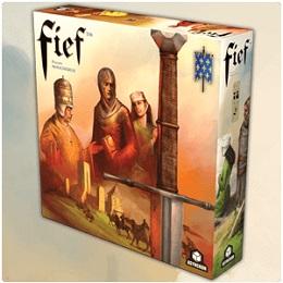 Fief France Board Game