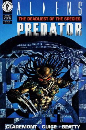 Aliens Predator: Deadliest of Species (1993) Complete Bundle - Used