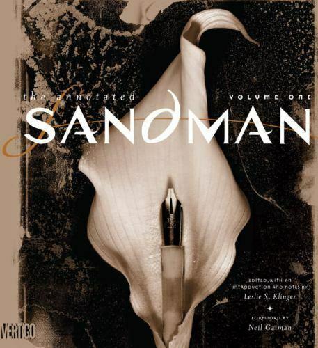 Annotated Sandman: Volume 1 HC - Used