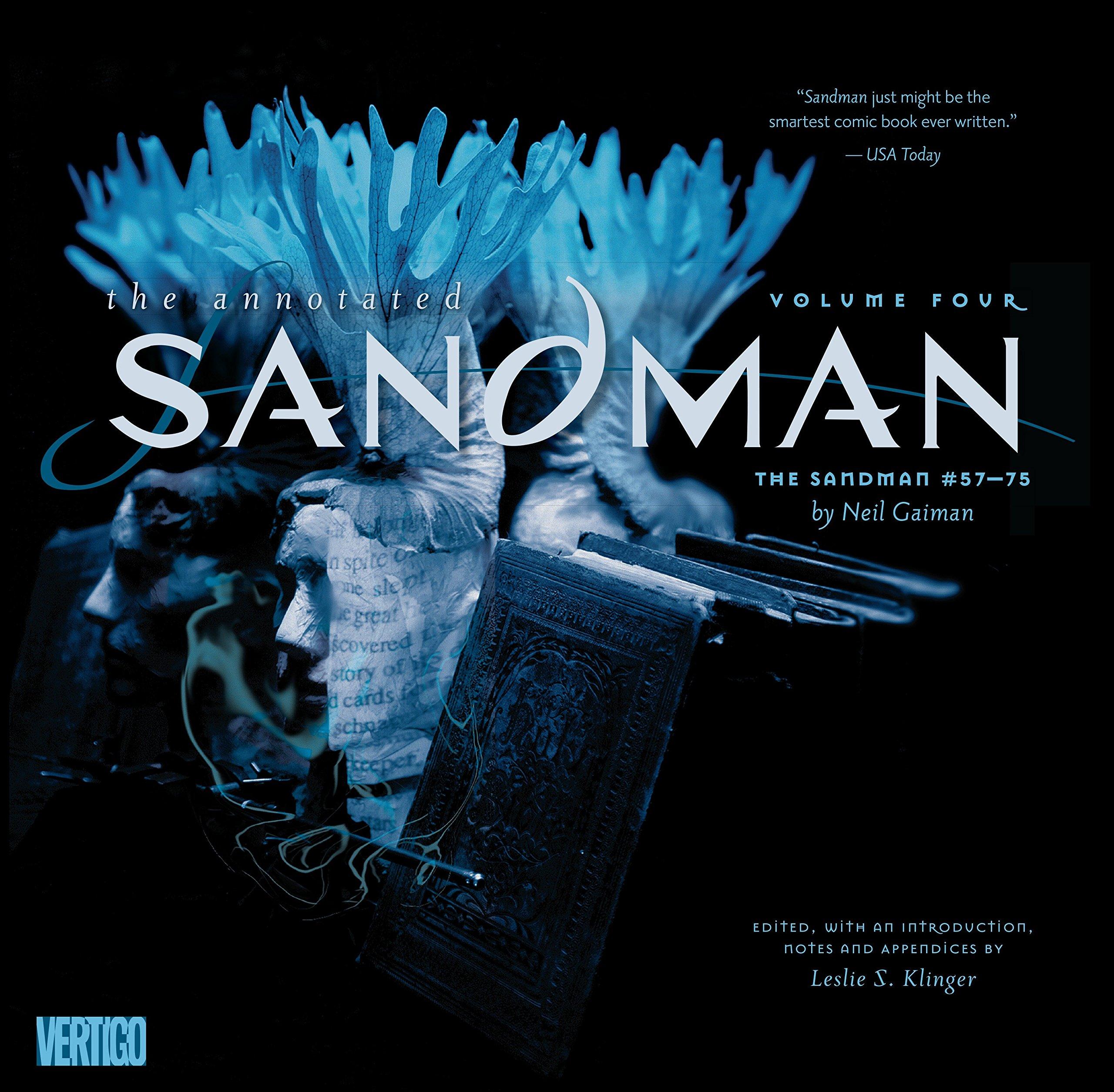Annotated Sandman: Volume 4 HC - Used