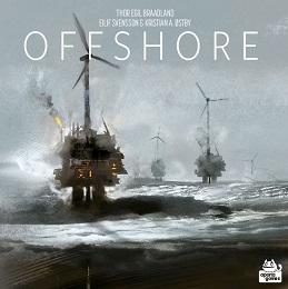 Offshore Board Game