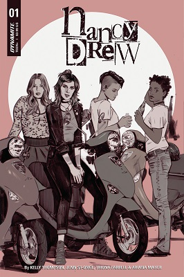 Nancy Drew (2018) Complete Bundle - Used