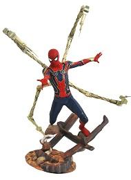 Marvel Premier: Avengers 3 Iron Spider-Man Statue