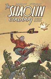 Shaolin Cowboy: The Shemp Buffet TP (MR)