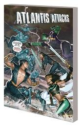 King in Black: Atlantis Attacks TP