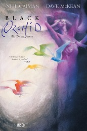 Black Orchid Deluxe Edition HC
