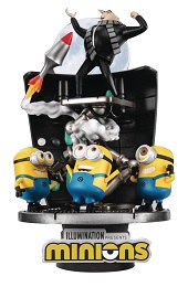 Minions: Stealing the Moon D-Stage Figure
