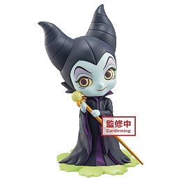 Disney Q-Posket: Sweetiny Maleficent Figure (Version 2)