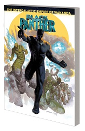 Black Panther Book 9: The Intergalactic Empire of Wakanda Part 4 TP