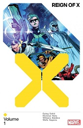 Reign of X Volume 1 TP