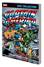 Captain America Epic Collection: Dawn's Early Light TP (New Printing)