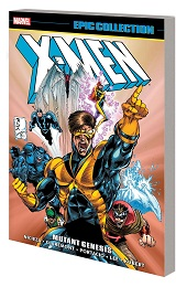 X-Men Epic Collection: Mutant Genesis TP (New Printing)