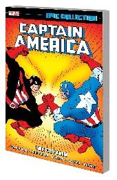 Captain America: Epic Collection: The Captain TP
