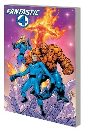 Fantastic Four: Complete Collection Volume 3: Heroes Return TP