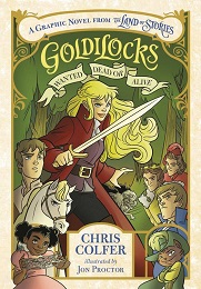 Goldilocks: Wanted Dead or Alive GN
