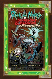 Rick and Morty vs. Dungeons and Dragons: Deluxe Edition HC (MR)