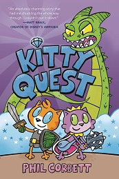 Kitty Quest Volume 1 GN