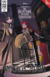 Nightmare Before Christmas: Mirror Moon no. 3 (2021 Series)