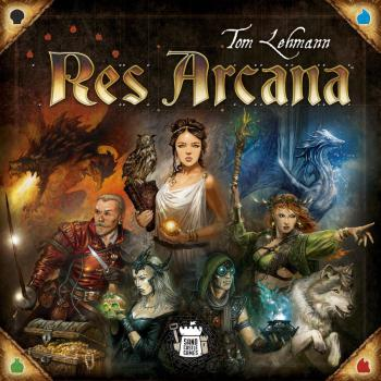 Res Arcana Card Game