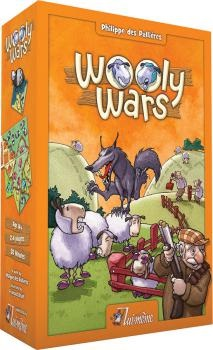Wooly Wars Board Game
