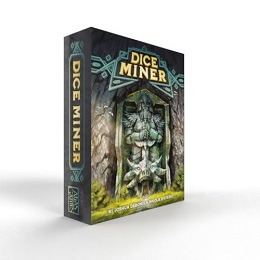 Dice Miner Board Game