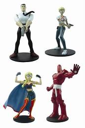 Powers Figure Set