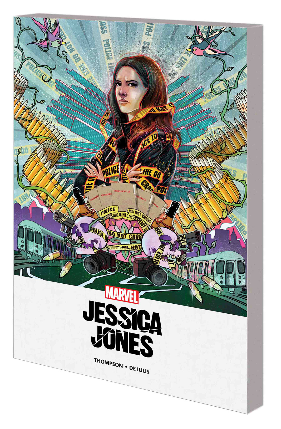 Jessica Jones MGPN: Blind Spot TP (2016)