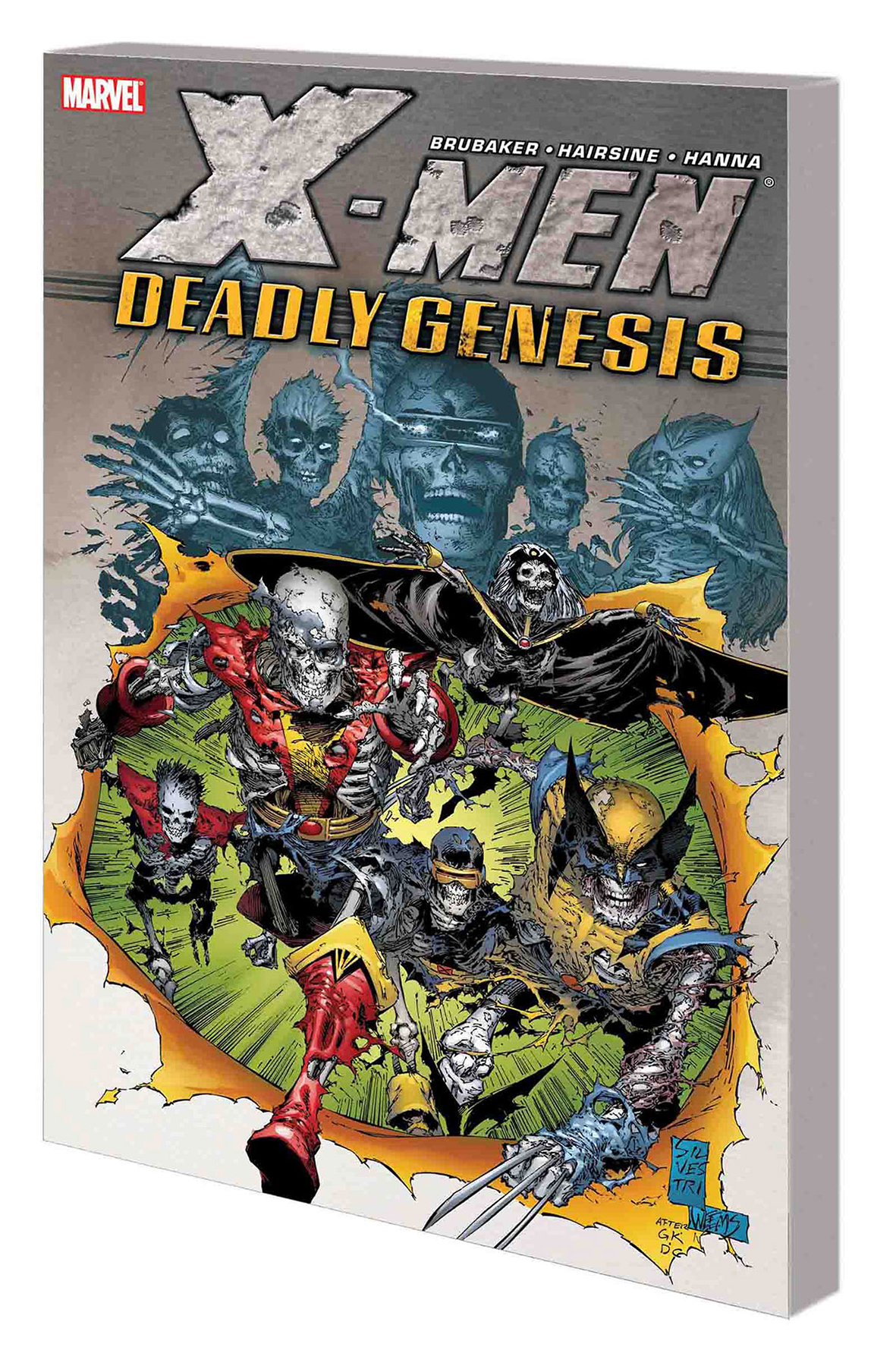 X-men: Deadly Genesis TP (2018)