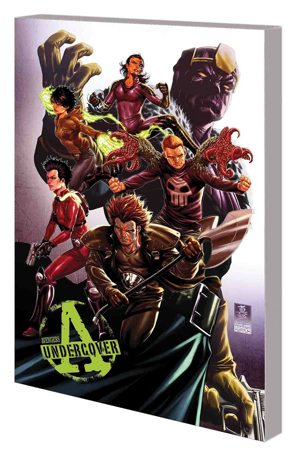 Avengers Undercover TP: Complete Collection (2014)