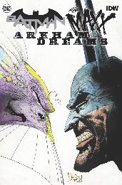 Batman the Maxx: Arkham Dreams HC