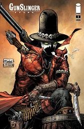 Gunslinger Spawn no. 1 (2021 Series) (Cover B) (MR)