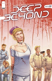 Deep Beyond no. 9 (2021 Series)