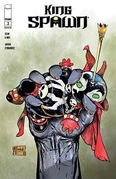 King Spawn no. 3 (2021) (Cover B)