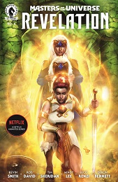 Masters of the Universe: Revelation no. 4 (2021 Series) (Cover A)