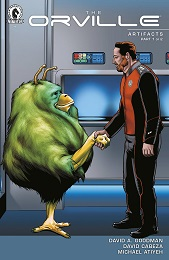 Orville: Artifacts no. 1 (2021 Series)