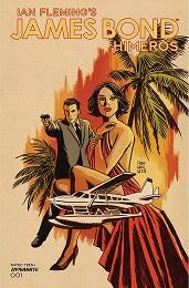 James Bond: Himeros no. 1 (2021 Series)