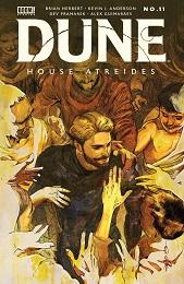 Dune: House Atreides no. 11 (2020 Series)