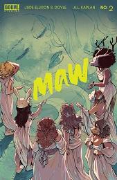Maw no. 2 (2021) (Cover A) (MR)