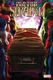 Death of Doctor Strange no. 2 (2021)