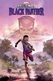 Black Panther Legends no. 1 (2021 Series)