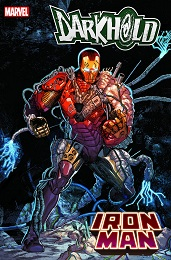 Darkhold: Iron Man no. 1 (2021 Series)