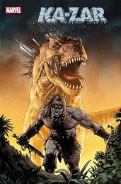 Ka-Zar: Lord of the Savage Land no. 2 (2021)