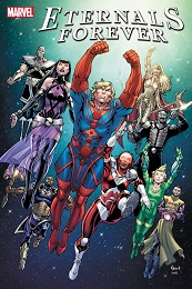 Eternals Forever no. 1 (2021 Series)