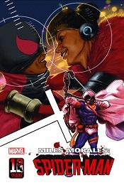 Miles Morales: Spider-Man no. 31 (2018 Series)